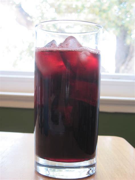 jamaica drink agua de jamaica life delicious