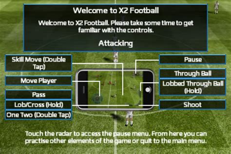 x2 football iphone