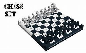 LEGO Ideas - Minifigures Chess Set