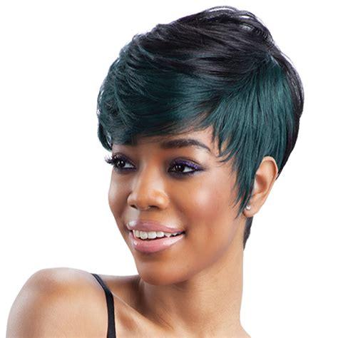 short haircuts  black women  pixie short black