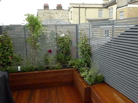 terrace fence ideas 33 ideas for your outdoor space pergola design ideas and terraces ideas