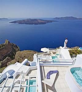 Freshome Hotel Review Aqua Vista Hotels Santorini