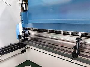 200t  3200mm 4 1 Axis 3 1 Axis Cnc Electro Hydraulic Cnc