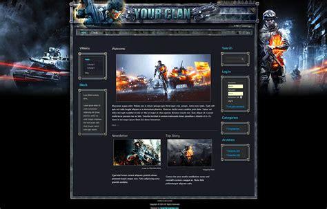 Army Wordpress Theme