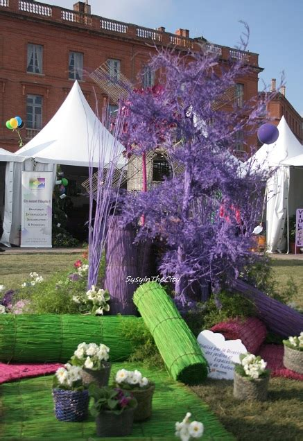 bureau de poste capitole toulouse fête de la violette et quelques gourmandises toulouse
