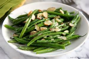 easy sautéed green beans eat drink