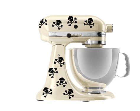 Kitchen Mixer Decals by Kitchenaid Mixer 8 Skull Cupcake Decals On Storenvy