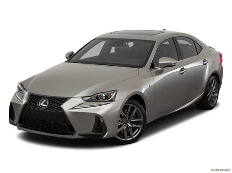 Lexus Is 2018 350 F-sport Platinum In Uae