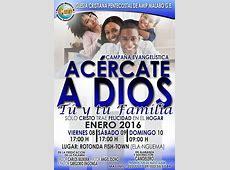 Gran Campaña Evangelistica