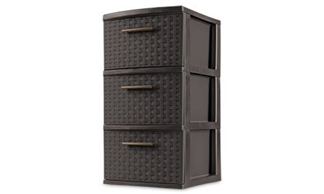 sterilite 5 drawer wide tower sterilite 2630 3 drawer weave tower