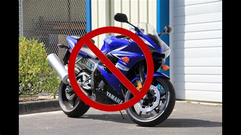 Sport Vs Supersport by Why You Shouldn T Buy A Sport Motorcycle
