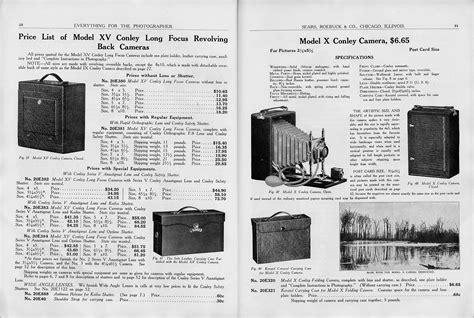 Cameras, Photographic Supplies, Sears, Roebuck & Co., 1910