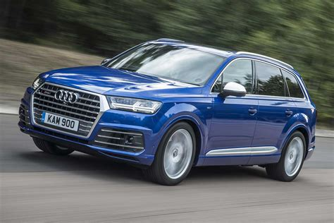 The World's Most Powerful Diesel Suv Is A £70,970 Audi