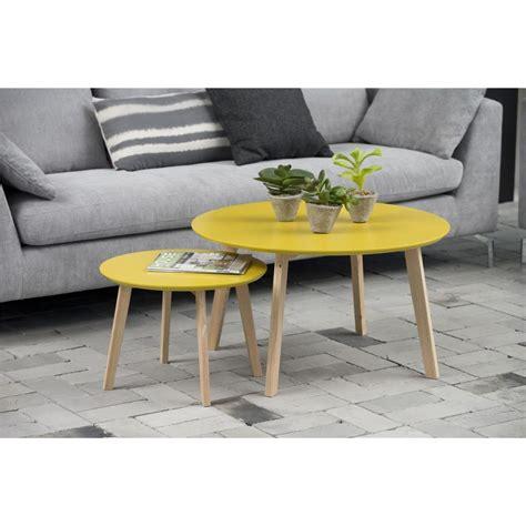 cuisine bonne qualité pas cher table basse scandinave jaune moutarde design d 39 intérieur