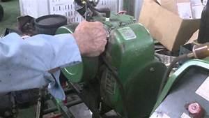 John Deere 110 Kohler 8hp K181 Engine