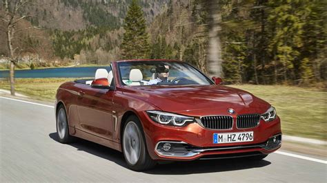 Modifikasi Bmw 4 Series Convertible by 2017 Bmw 4 Series Facelift Drive
