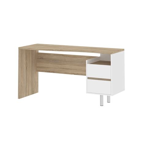 Hon 2 Drawer File Cabinets by Function Plus Desk Oak Structure White