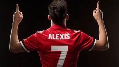 Sanchez Alexis Manchester United Utd Shirt Wallpapers