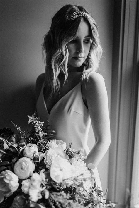 Portland Elopement Inspiration with Good Seed Floral