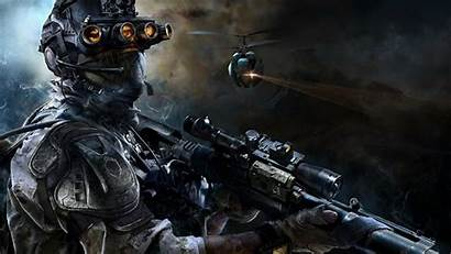 Sniper Ghost Warrior Games Receives Release Date