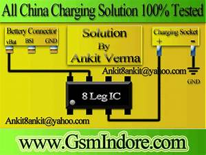 Some Tips  China Mobiles 8 Leg Charging Ic Jumper For All
