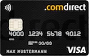 Visa Karte Abrechnung : comdirect visa kreditkarte im vergleich ~ Themetempest.com Abrechnung