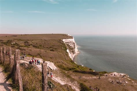 Walking from Dover to Deal - South East Coast Path - She ...