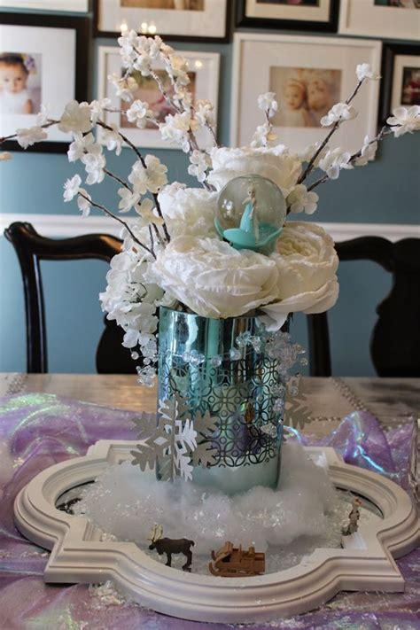 disney frozen table centerpiece 49 best frozen birthday party images on pinterest