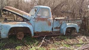 1955 Ford F-250 For Parts Or Restoration