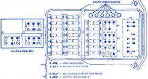 Mercedes Benz 190 Block Circuit Breaker