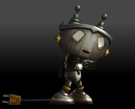 Amumu (sad Robot) By Sticklove On Deviantart