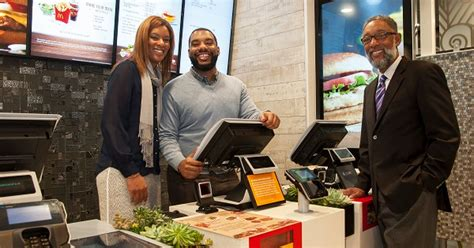 black family owned enterprise owns  fast food