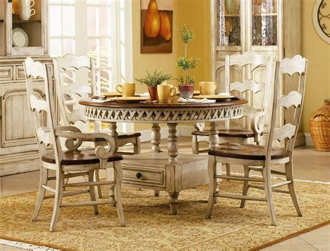 summerglen  piece  dining table   rung