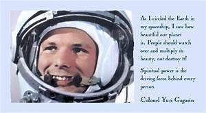 9 March 2012. Yuri Gagarin was Born on 9 March 1934… He ...