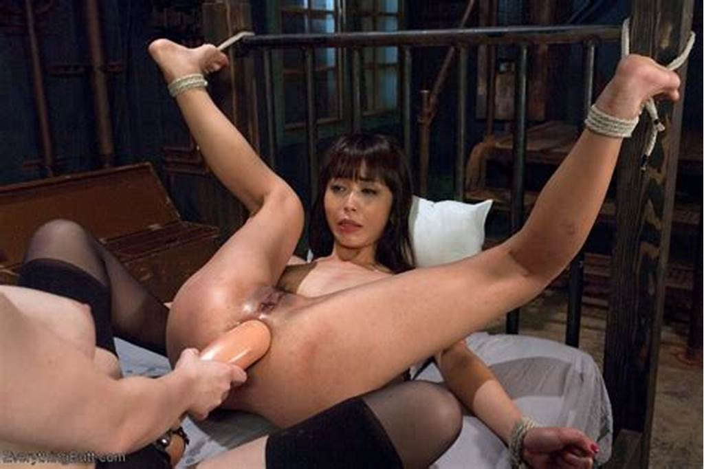 #Asian #Girl #All #Tied #Up #Becomes #Her #Anal #Slave
