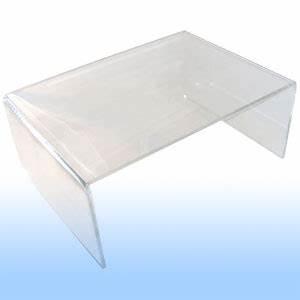 Table Basse En Plexiglas : table basse design plexi marcorelles ~ Teatrodelosmanantiales.com Idées de Décoration