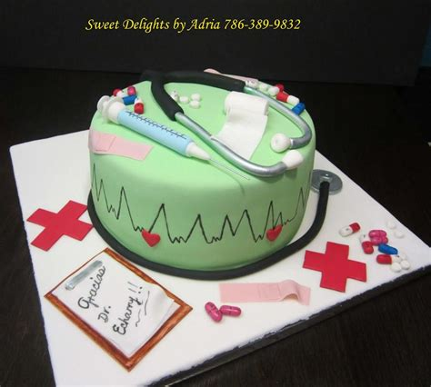 See more ideas about cake, cupcake cakes, nursing cake. Doctors Cakes | Sweetdelights by Adria .Customs Cakes ...