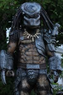 Full Predator costume prop custom suit collectable the alien hunter