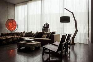 Lampe De Salon Design Sur Pied : 25 id es de luminaire salon la lampe sur pied moderne ~ Melissatoandfro.com Idées de Décoration