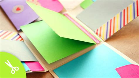 scrapbook quot fold quot idea regalo youtube