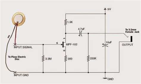 3 5mm headphone schematic 3 get free image about