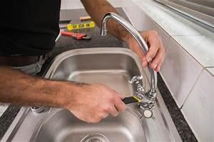 Kitchen Sink Service  U0026 Repair