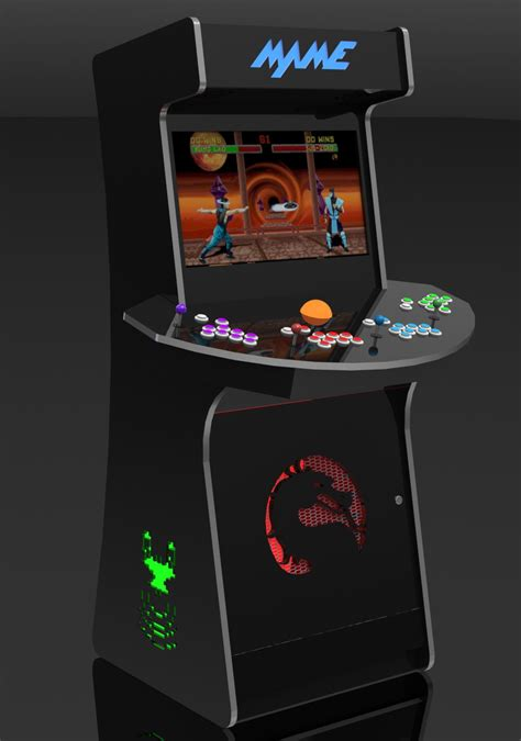 4 Player Arcade Cabinet Kit by Flat Pack Arcade Cabinet Australia Cabinets Matttroy