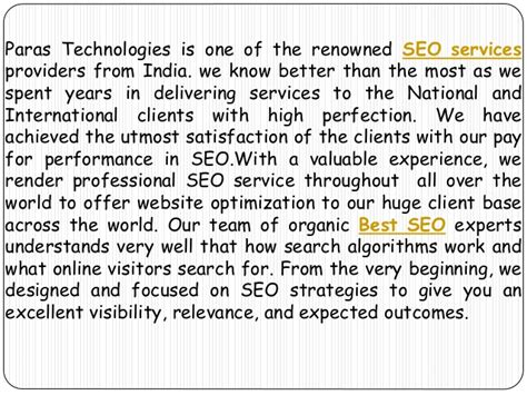 Seo Service Provider by Best Seo Services Provider Throughout The World