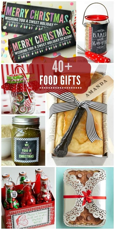40+ Food Gift Ideas Perfect For Friends And Neighbors For