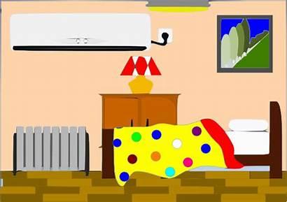 Clipart Bedroom Bed Clip Clean Vector Dots