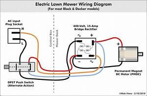 Dc Motor Wiring Diagram