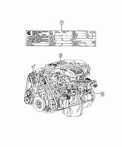 2007 Dodge Ram 3500 Engine  Complete  Remanufactured