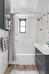 Amenager Une Petite Salle De Bain : salle de bain 6m2 l agencement et la d co pour l optimiser obsigen ~ Melissatoandfro.com Idées de Décoration
