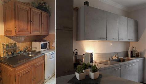 cuisine renovation fr rénovation cuisine avant après 20170917181418 tiawuk com